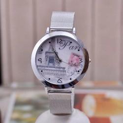 Đồng hồ nữ Paris cổ điển