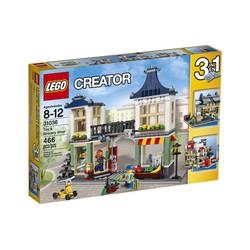 Lego Creator 31036 - Cửa hàng tạp hóa và đồ chơi