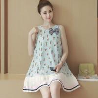 Đầm suông Hàn Quốc