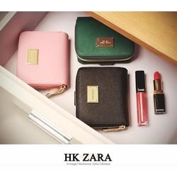 Ví cầm tay Zara ngắn VI004