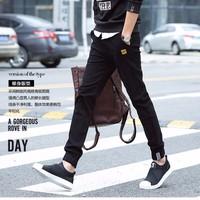 Quần jogger kaki chun ống côn - mẫu Hàn