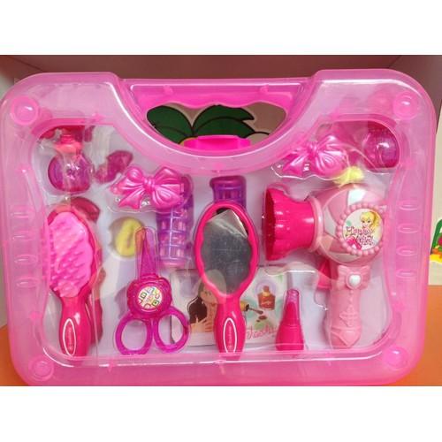 Bộ đồ chơi trang điểm dành cho bé gái - 3936750 , 3188987 , 15_3188987 , 125000 , Bo-do-choi-trang-diem-danh-cho-be-gai-15_3188987 , sendo.vn , Bộ đồ chơi trang điểm dành cho bé gái