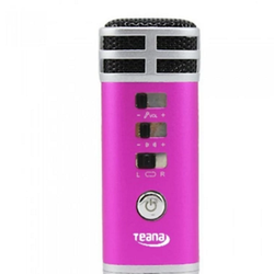 Micro cho smartphone Teana KTV I9 Hồng