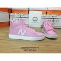 Giày Sneaker cao cổ nữ E23