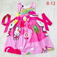 Đầm kate Hàn Quốc size đại cho bé.