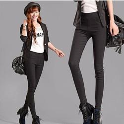 quần skinny kaki thun cao cấp TB0212