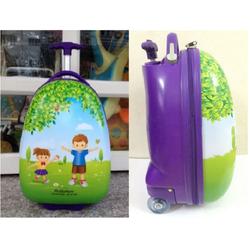 Vali nhựa có cần kéo cho bé - YTH-396