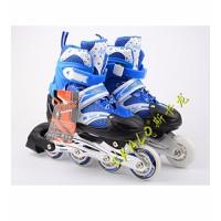 Giày patin power chấm cá tính Mã: PA0011 - XANH
