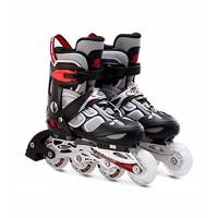 Giày patin cougar cá tính Mã: PA0006 - ĐEN TRẮNG