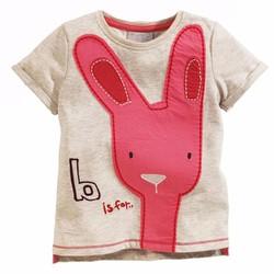Áo phông bé gái 18 tháng đến 6 tuổi