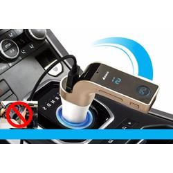 Tẩu nghe nhạc trên ô tô kết nối bluetooth