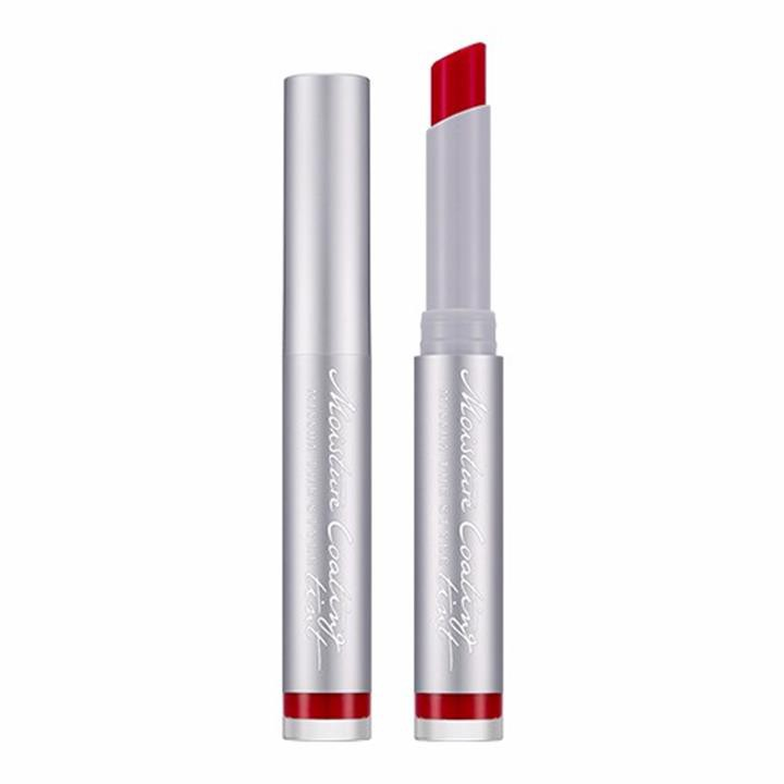 Son Missha The Style Moisture Coating Tint External Red 1