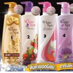 Sữa dưỡng thể White Spa Mistine Thái Lan