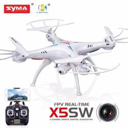 Máy Bay Flycam Syma X5SW truyền hình trực tiếp FPV trên điện thoại