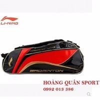 Bao vợt cầu lông Lining ABJJ058 đen