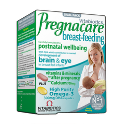 Vitamin cho phụ nữ sau sinh Pregnacare Breast-feeding
