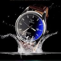 Đồng hồ chống nước Yazole, mặt dạ quang - cực chất
