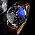 Đồng hồ Yazole mặt dạ quang thiết kế 3 mặt phụ