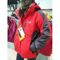 áo khoác The North Face 3 lớp