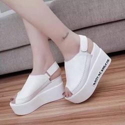 HÀNG CAO CẤP :Giày đế độn thời trang