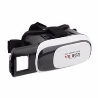 Kính thế giới thực tế ảo VR BOX phiên bản 2 Đen