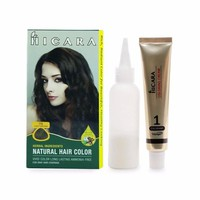 Nhuộm Hicara Color Cream #7N Light Brown