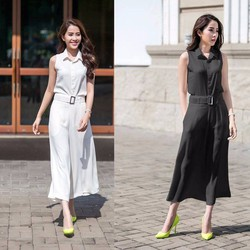 Nguyên set trang phục cực chất