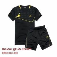 Áo cầu lông nam Yonex Y2086 đen