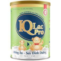 IQLAC PRO Biếng ăn - Suy dinh dưỡng