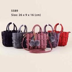 Túi xách đan đẹp, thời trang