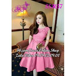 [HOT]Đầm dạ tiệc công chúa cực xinh - SSH57