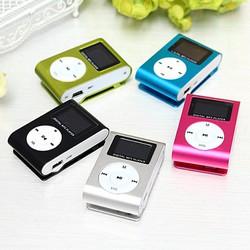 MP3 LCD VUÔNG CÓ MÀN HÌNH CẮM THẺ NHỚ - B.HÀNH 03 THÁNG