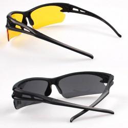 Couple bộ đôi kính thể thao chống tia UV 1 ban ngày - 1 ban đêm