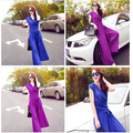 BỘ JUMPSUIT ỐNG RỘNG CỘT NƠ EO DS327