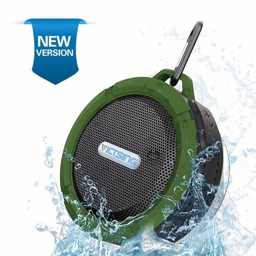Loa Bluetooth chống thấm nước VicTsing Army - 3940125 , 3203899 , 15_3203899 , 2011000 , Loa-Bluetooth-chong-tham-nuoc-VicTsing-Army-15_3203899 , sendo.vn , Loa Bluetooth chống thấm nước VicTsing Army