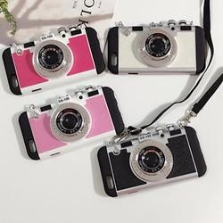 Ốp lưng Amigo Korea Camera iPhone 5,5s, 6,6s, 6plus,6s plus 2 in 1