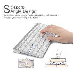 Bàn phím Bluetooth cực nhạy dùng cho mọi loại máy tính bảng