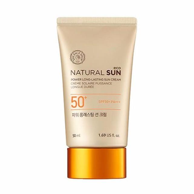 Kem chống nắng TFS Natural Sun Eco Power Long-Lasting Sun Cream 1