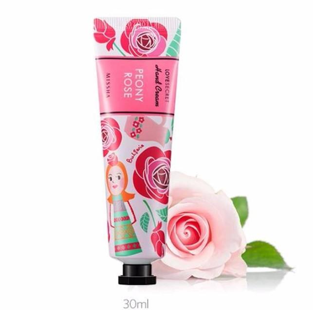 Kem dưỡng da tay Missha Love Secret Hand Cream 3