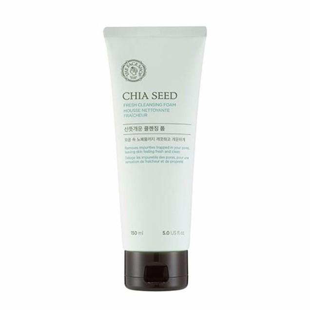 Sữa rửa mặt Chia Seed Fresh Cleansing Foam The Face Shop 2