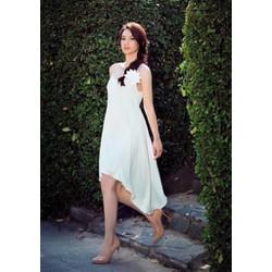 Đầm voan lụa công chúa