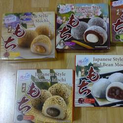 Combo 3 hộp bánh mochi mini Yuki - Love