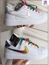 Đâu Là Lý Do Bạn Cần Đến Sneaker Trắng Trong Mùa Hè Này ?