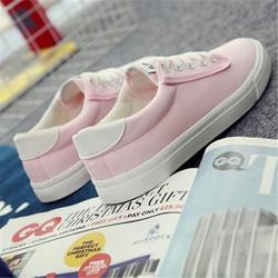 Giày nữ kiểu dáng đơn giản phong cách dễ thương Hàn Quốc - XS0280