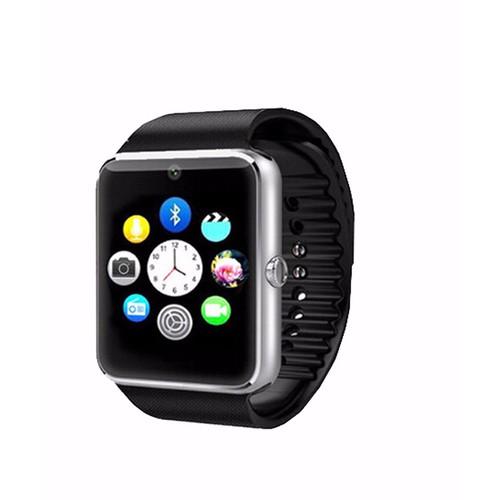 Đồng hồ thông minh Smartwatch GT08 Đen phối Bạc - 3938620 , 3195352 , 15_3195352 , 349000 , Dong-ho-thong-minh-Smartwatch-GT08-Den-phoi-Bac-15_3195352 , sendo.vn , Đồng hồ thông minh Smartwatch GT08 Đen phối Bạc