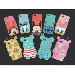 Ốp Gấu Sao Mint Disney Hươu iPhone 5 5S SE