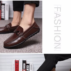 Mã: LG3015 - Giày nam phong cách cá tính