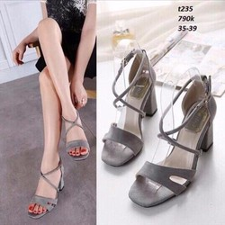 HÀNG CAO CẤP LOẠI I - Giày sandal nữ sanh điệu
