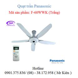 Quạt trần 5 cánh Panasonic