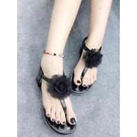 HÀNG LOẠI I - Giày sandal nữ hoa xinh